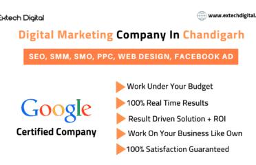 चंडीगढ़ में डिजिटल मार्केटिंग कंपनी