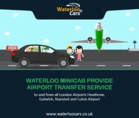 Waterloocars Airport Transfers London