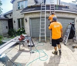 D'Angelo and Sons   Eavestrough Repair & Roofing Oakville