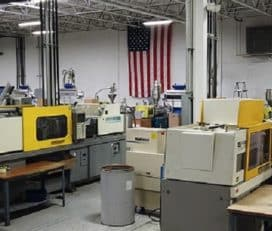 Crestwood Industries Plastic Injection Molding