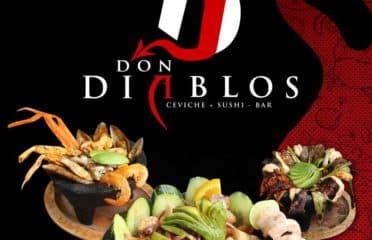 Don Diablos Ceviche, Mariscos & Sushi Bar & Restaurant