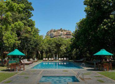 Luxury Hotel in Sigiriya