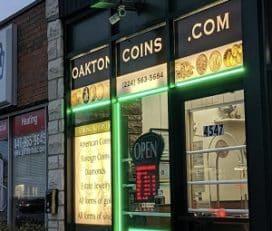 Evanston Coins