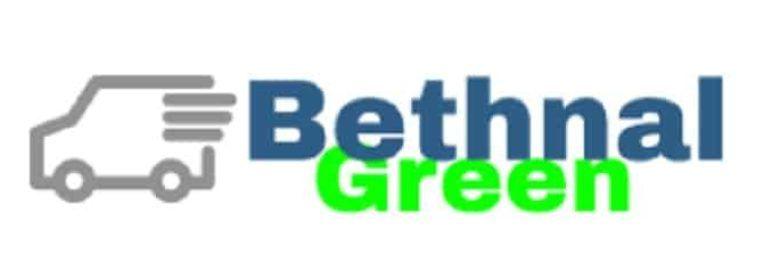 Man and van Bethnal Green