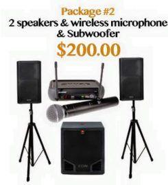 RentalSpeakers.com