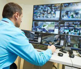 शार्लेट सुरक्षा कैमरा स्थापना