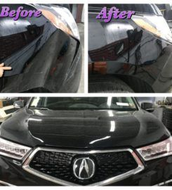 Paintless Car Dent Repair and Removal