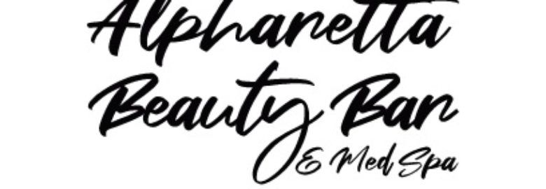 Alpharetta beauty bar