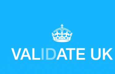 Validate UK