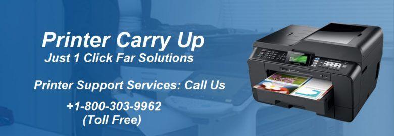printer carry up