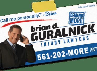 Brian D. Guralnick Injury Lawyers