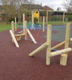 Rubber Playground Mulch