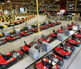 Pole Position Raceway (in Marketplace Mall)