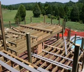 College Station Deck Building and Repair