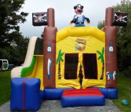 Bouncing Kiwis Castle Hire