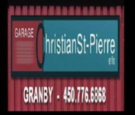 Garage Mécanique Christian St-Pierre | Granby