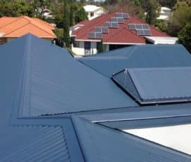 Roof Restoration North Brisbane