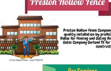 Fence Gates Company Rowlett, Texas