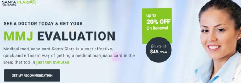 Santa Clara 420 Healing