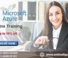 Azure online training Hyderabad | OnlineITGuru