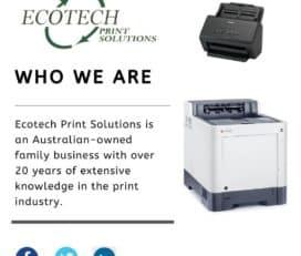 Ecotech Print Solutions