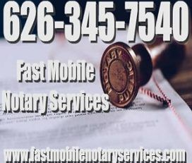 Fast Mobile Notary Services