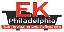 EK Philadelphia Tub Reglazing and Refinishing
