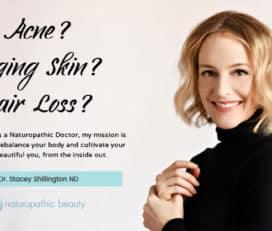 Tratamiento del acné Toronto - Belleza naturopática