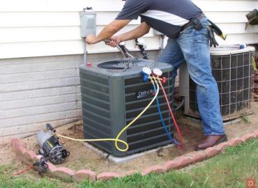 Air Conditioning Maintenance & Ducting Installation HVAC Services