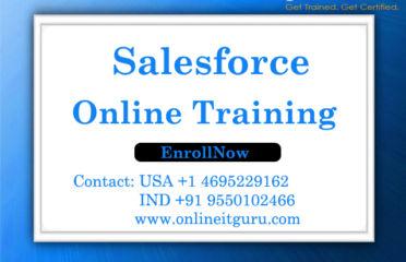 Salesforce online training in Hyderabad | OnlineITGuru