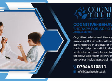 Cognitive Therapy And Behavioural Specialist