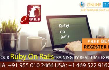 Ruby On Rails Online Training Hyderabad