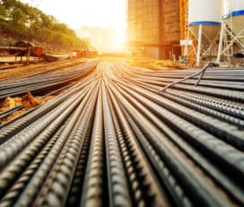 Leading steel in South India