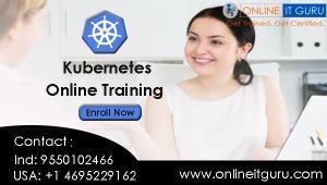 Kubernetes Online Training | Learn Kubernetes From Experts