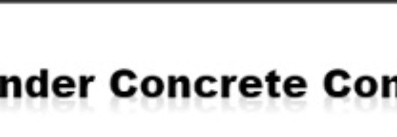 Winder Concrete Company