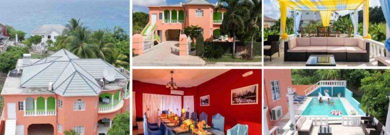 Jamaica Villa Serenity