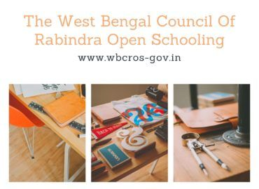The West Bengal Council Of Rabindra Open Schooling