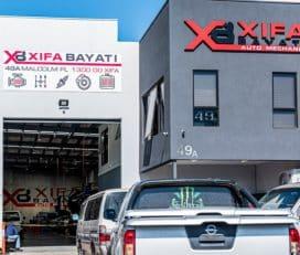Xifa Bayati