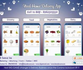BUY Home delivery android app
