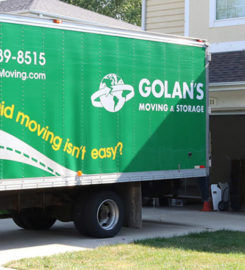 Golan's Moving and Storage