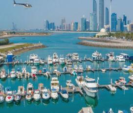 अबू धाबी में वाटरस्पोर्ट्स गतिविधियाँ
