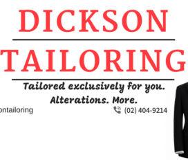 Dickson Tailoring
