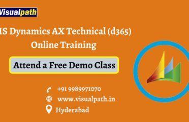 Microsoft Dynamics AX Technical Training