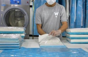 गोरे कपड़े धोने की सेवाएं दुबई