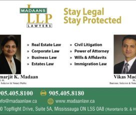 Madaans LLP, advocaten