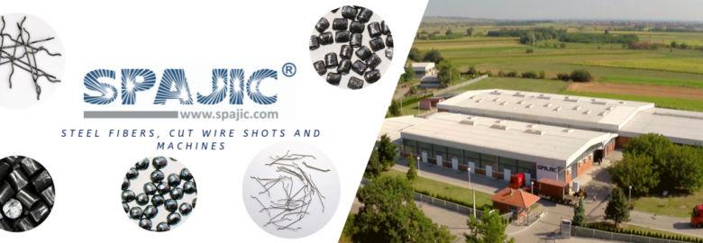 SPAJIC doo – Steel fibers and cut wire shots