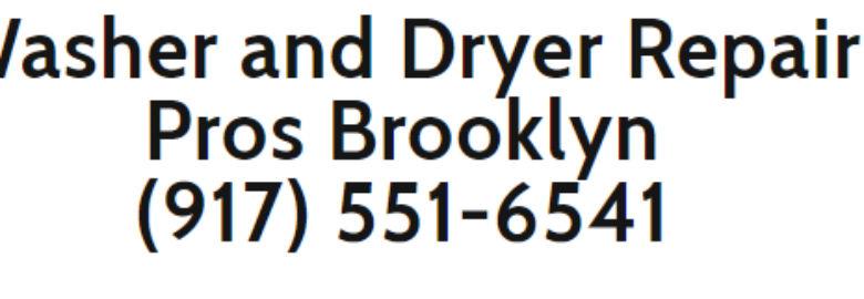 Washer & Dryer Repair Brooklyn