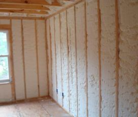 RR Spray Foam Insulation