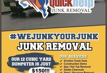 Quick Help Junk Removal
