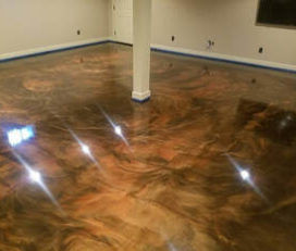Wichita Epoxy Flooring